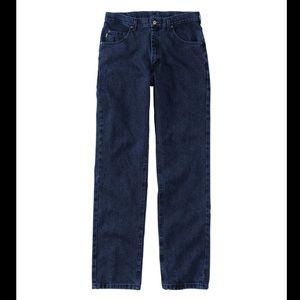 Vintage LL Bean Double L Men's Relaxed Fit Jeans